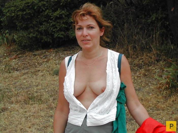 фото случайно голых зрелых - 2