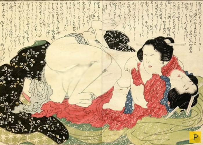 (18+) Шокирующие японские извращения (12 фото)