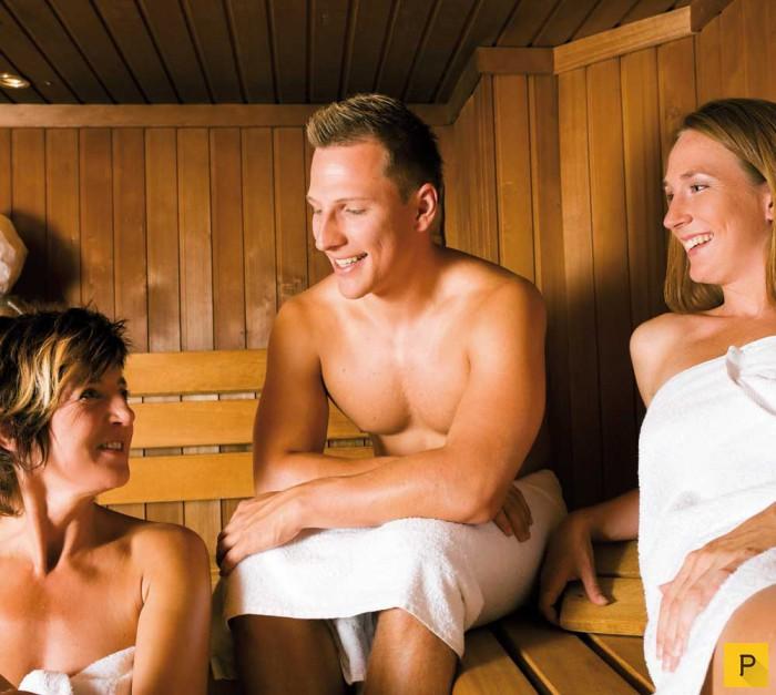 Русская шведская семья секс видео