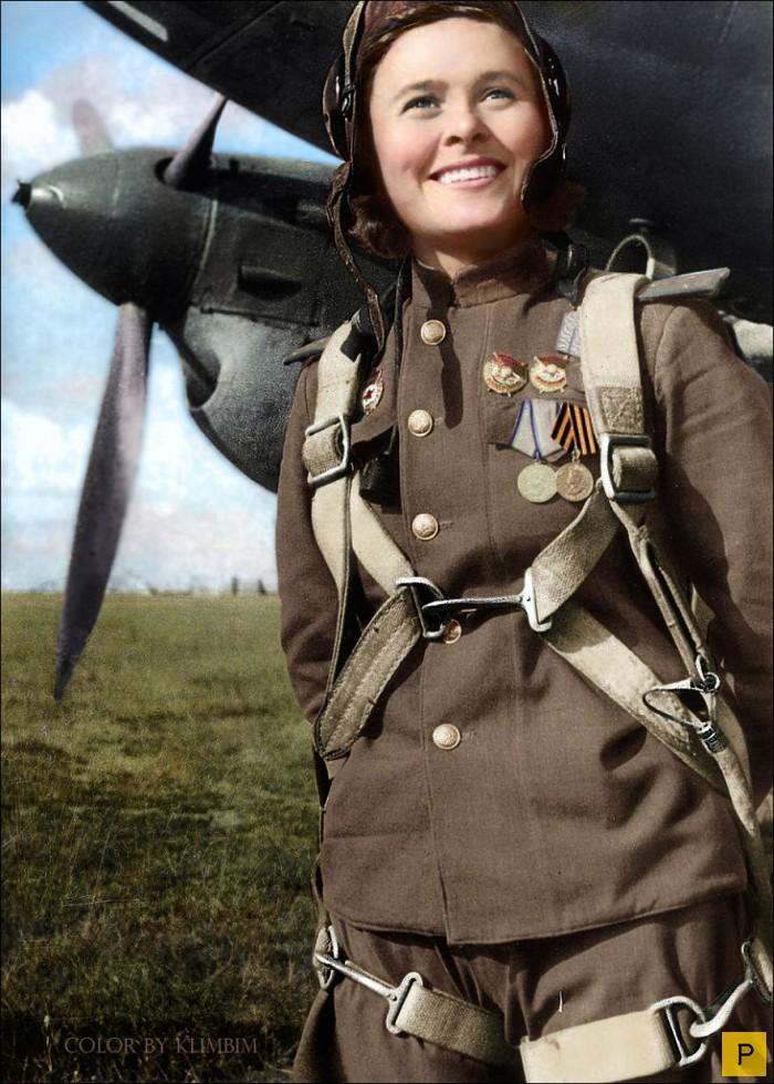 Картинки девушек в военное время