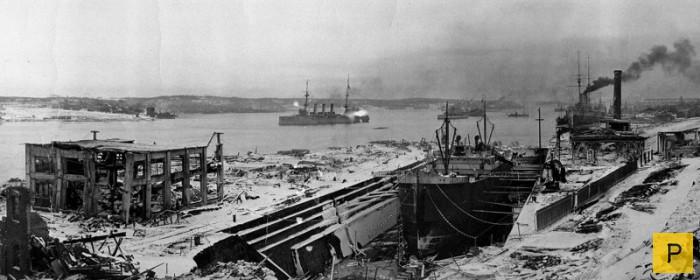 Топ 6: Самые масштабные кораблекрушения 20 века (8 фото)