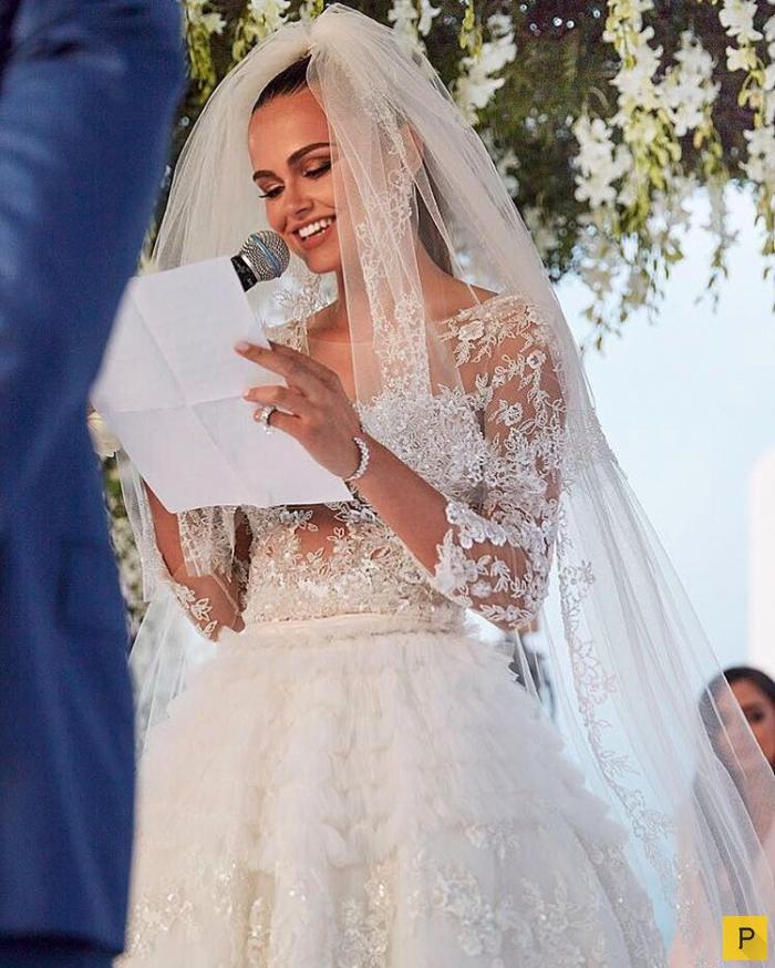 свадьба ксении дели фото фактура, форма