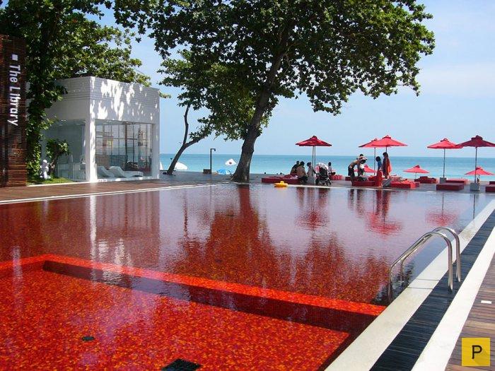 Топ 9: Самые красивые и необычные плавательные бассейны в мире (23 фото)