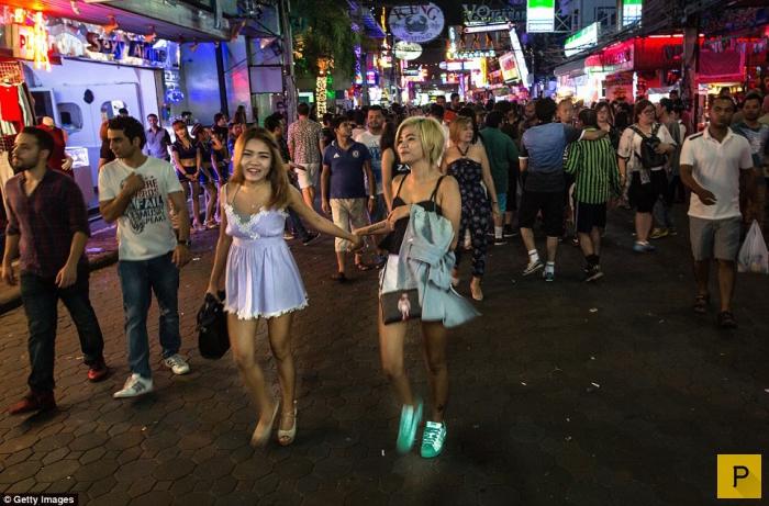 фото проституток бангкока