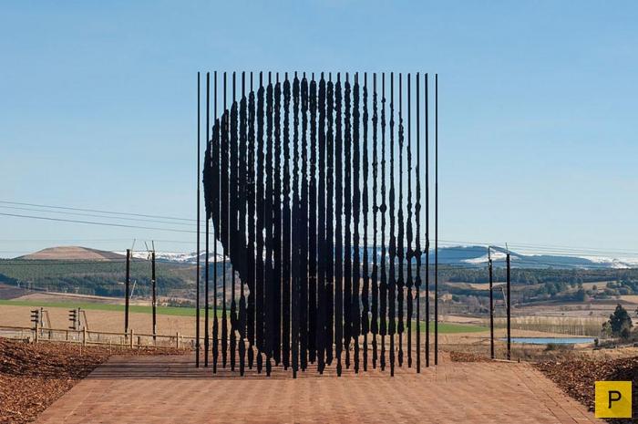 Топ 25: Самые необычные скульптуры в мире (26 фото)