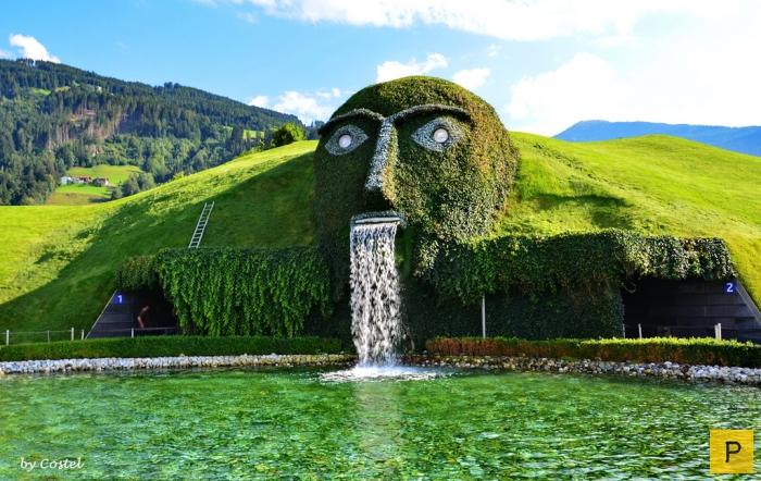 Топ 17: Самые красивые и необычные фонтаны в мире (17 фото)