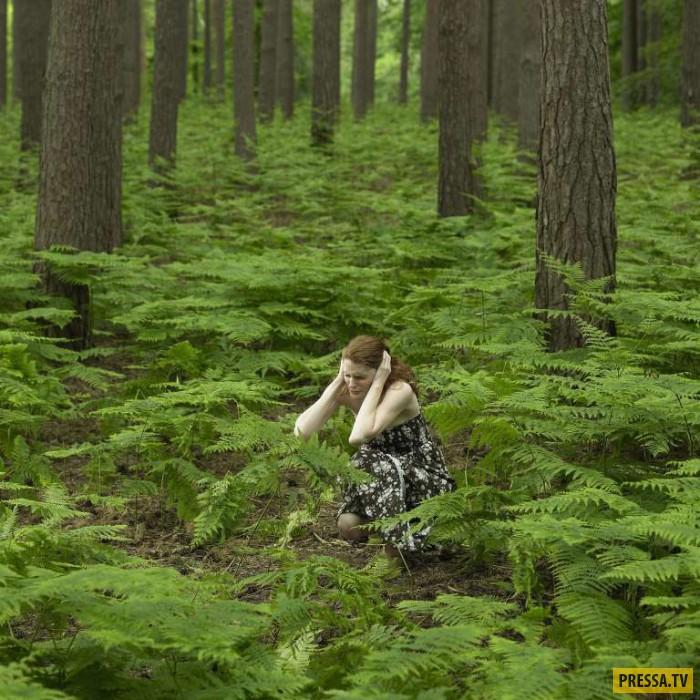 ТОП-25 необычных страхов и фобий у людей (26 фото)