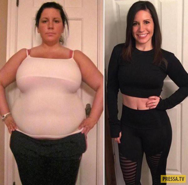 Чтобы Похудеть Фото. Мощнейший мотиватор для худеющих: 20 ярких примеров до и после похудения.