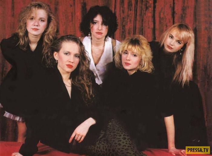 комбинация группа фото 90-х
