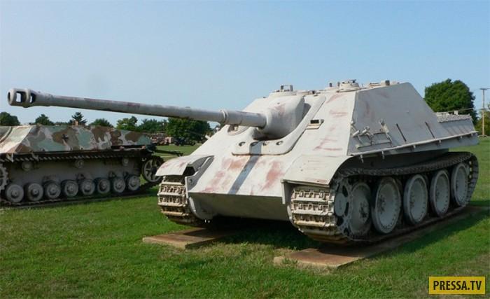 ТОП-10 самых мощных танков Второй мировой войны (10 фото)