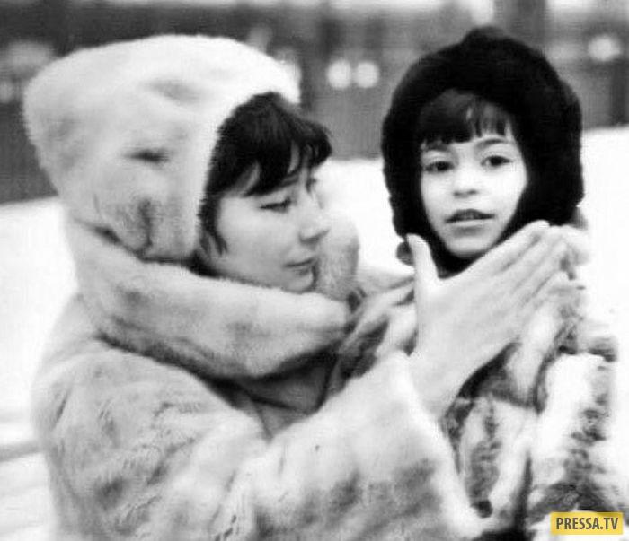 Как сложилась жизнь детей известных советских актеров (47 фото)