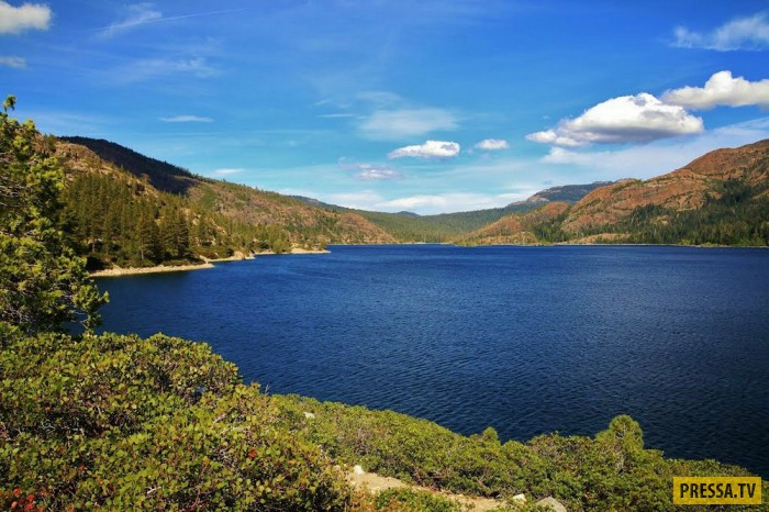 ТОП-15 водоемов с самой чистой водой на Земле (15 фото)