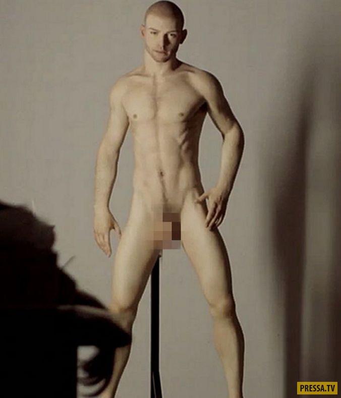 Секс кукла робот видео