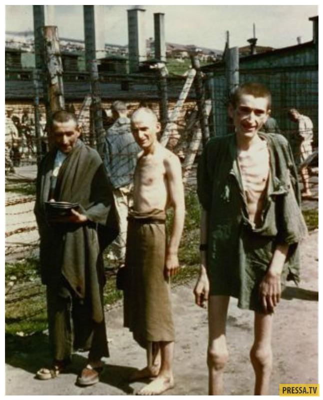 Мы помним: Цветные фотографии героев Великой Отечественной войны (26 фото)