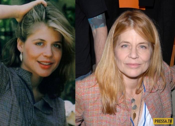 Фото актрис сейчас и тогда