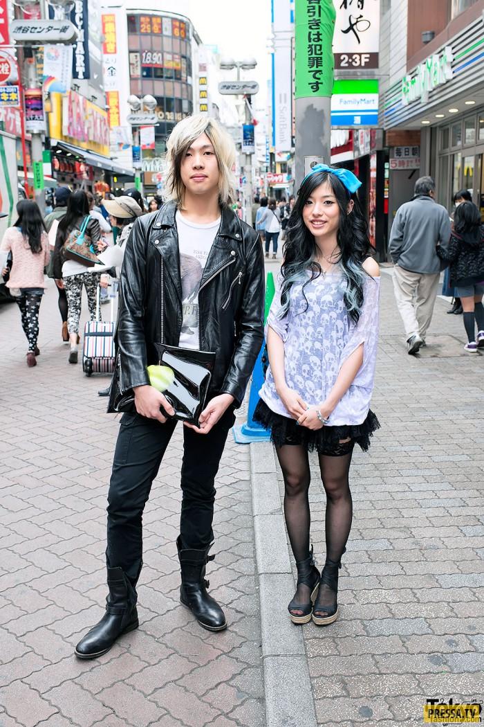 как одевается молодежь на улице фото впечатление дарит