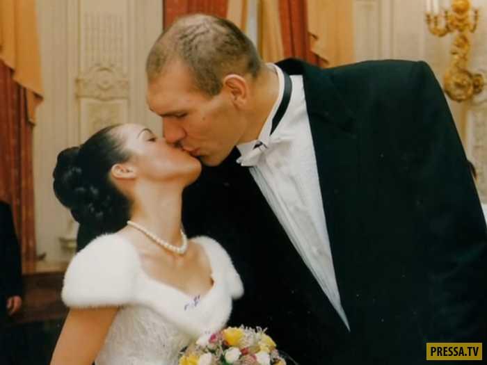 Жена Николая Валуева - Личная жизнь известных людей
