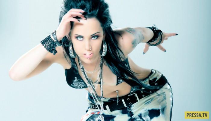Самые сексуальные рок певицы мира
