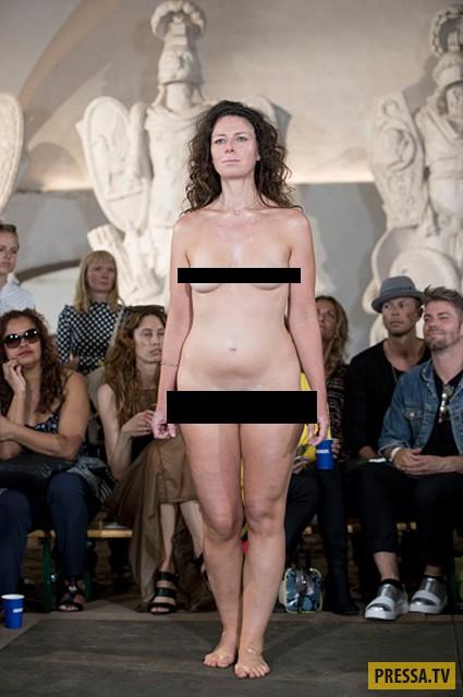 Фото показ голых моделей, возбудился подрочил видео
