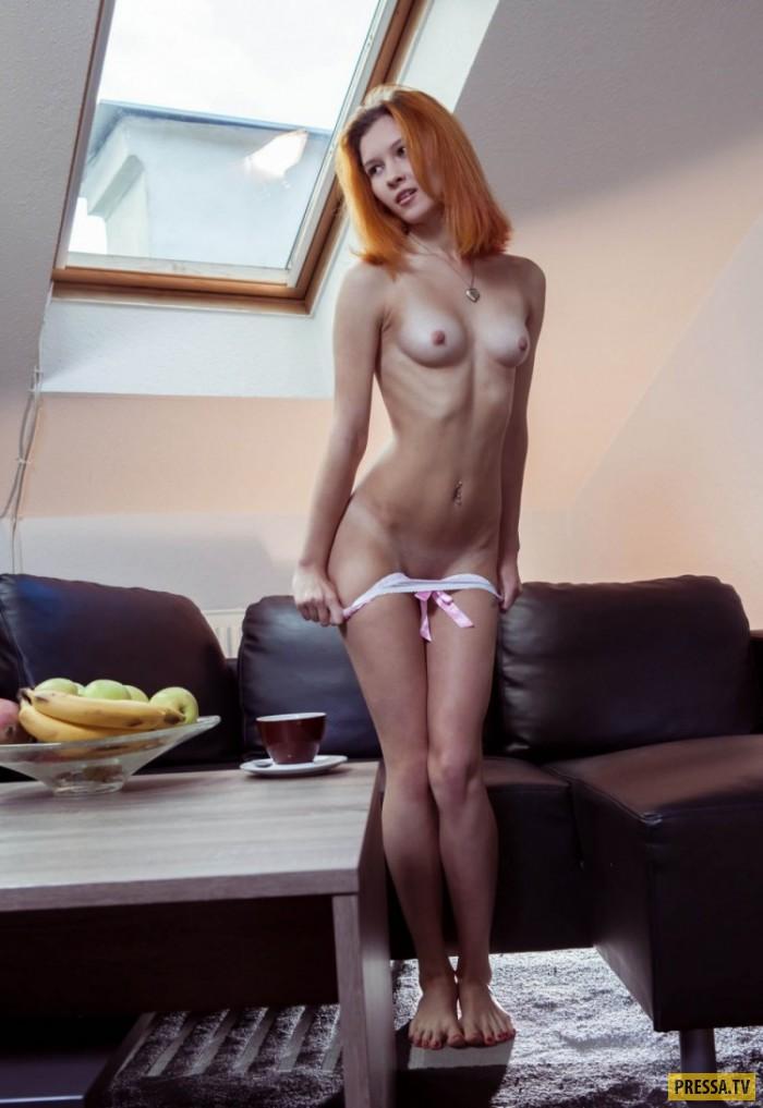 Kinky redhead skinny girl, kashmiri fat girl fucked