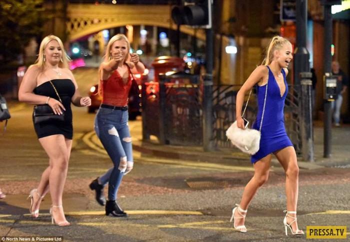 Девушки отрываются в клубах видео — pic 9