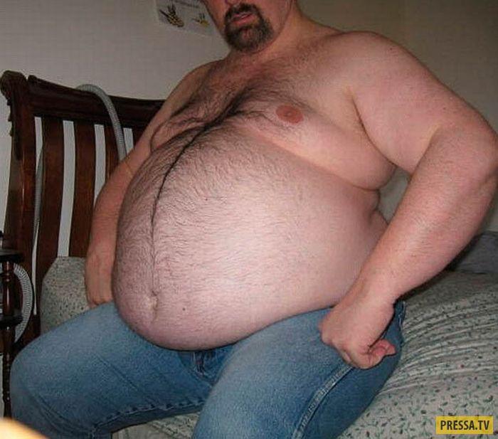 Картинки с приколом жирные мужики