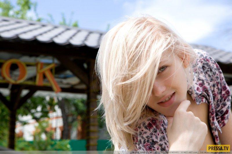 Blondes Milana Hidden 1