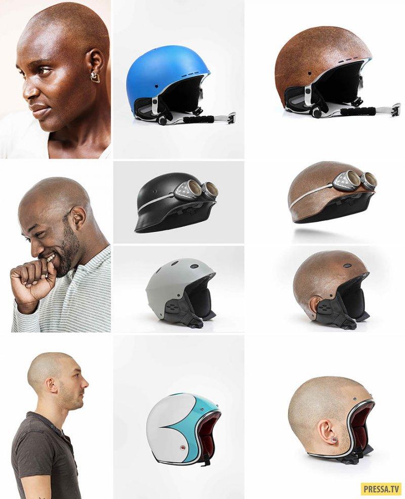 своем шлем на голове картинки эта шалава умеет