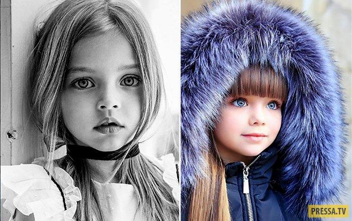 красивые детей фото