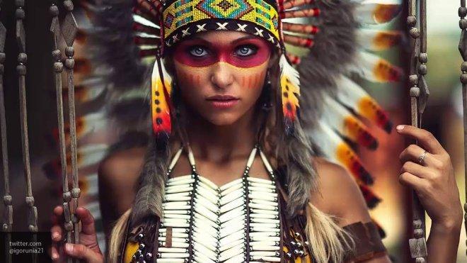 Учёные нашли доказательства, что предки древних американских индейцев могли жить в Евразии (4 фото)