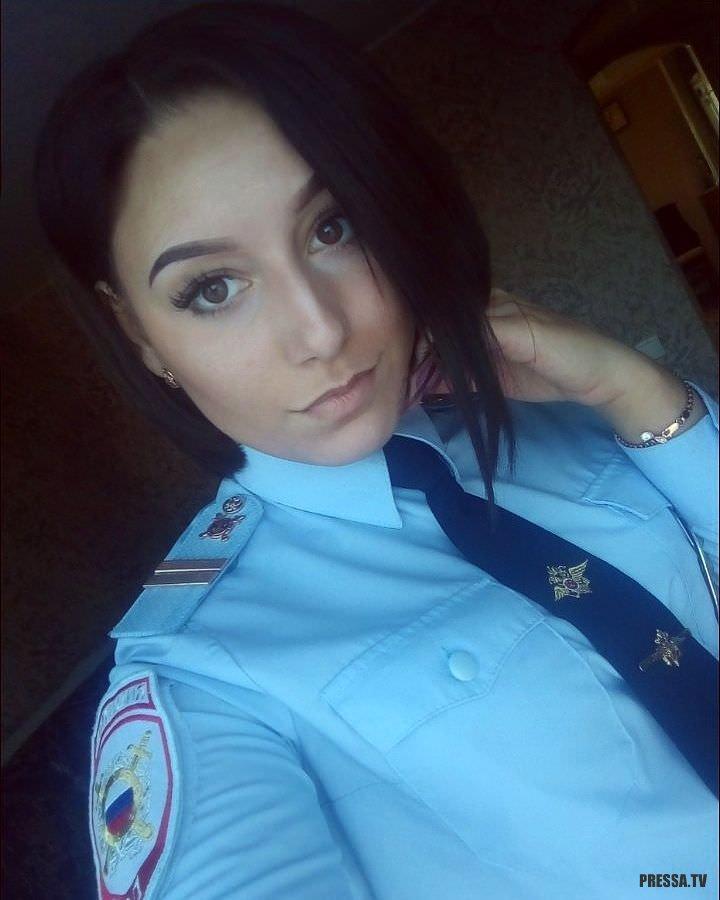 знакомства полицейский девушка