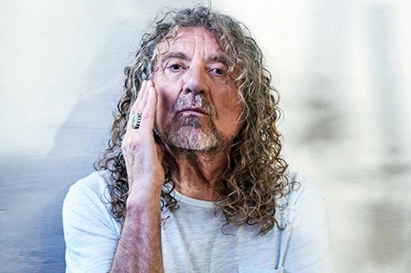 """Солист легендарной """"Led Zeppelin"""" Роберт Плант ведет переговоры о воссоединении группы для празднования 50-летнего юбилея"""