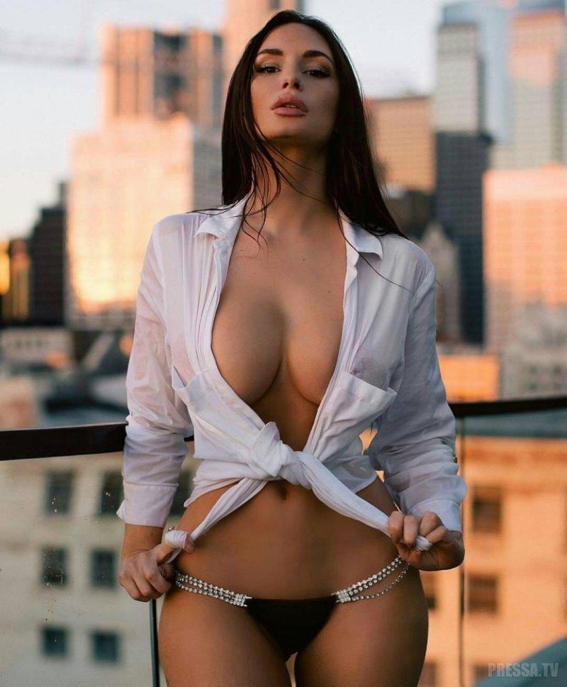 Симпатичные девушки с большой грудью