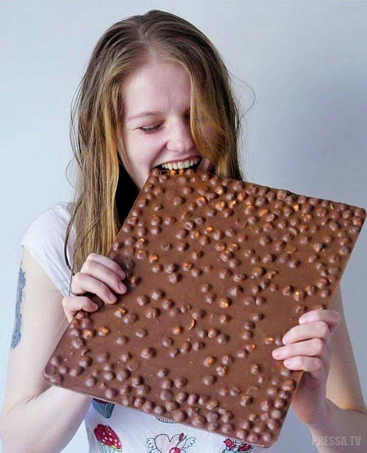 Картинки шоколад прикольные