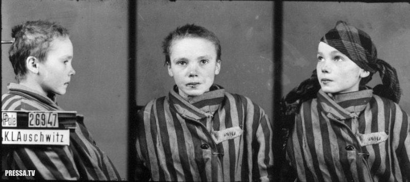 Фотографии забытого геноцида в оккупированной нацистами Польше