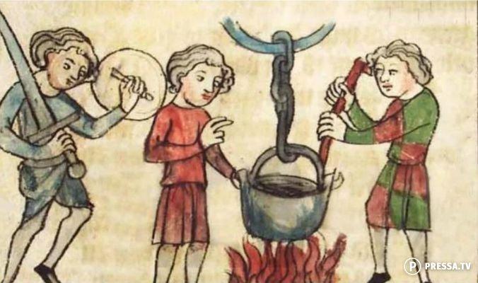 Ужасы Средневековья: жестокие испытания для обвиняемых