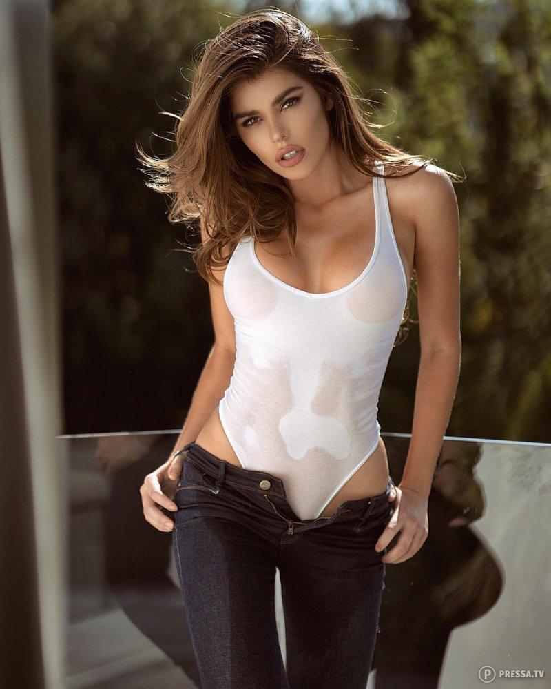Мисс Калифорния США в 2013 году - Mabelynn Capeluj