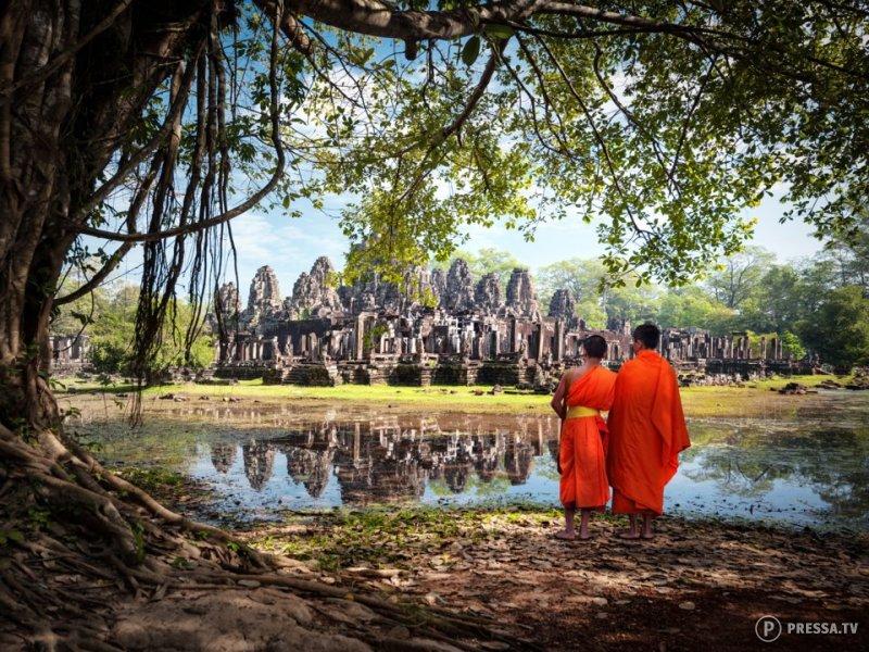 Самые известные туристические достопримечательности в мире