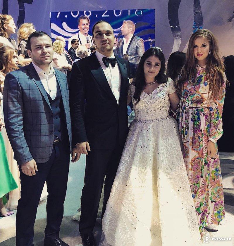 Дочь российского миллиардера Чигиринского вышла замуж