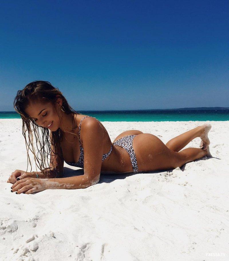 Фото кубинских девушек на пляже — img 9