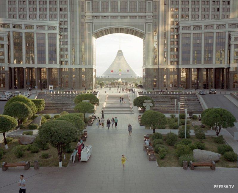 Астана - самая странная столица в мире