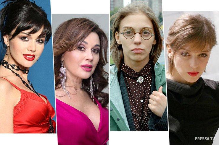 Как изменились актрисы нулевых