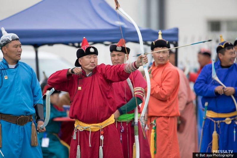 Фестиваль Наадам - Олимпийские игры монголов