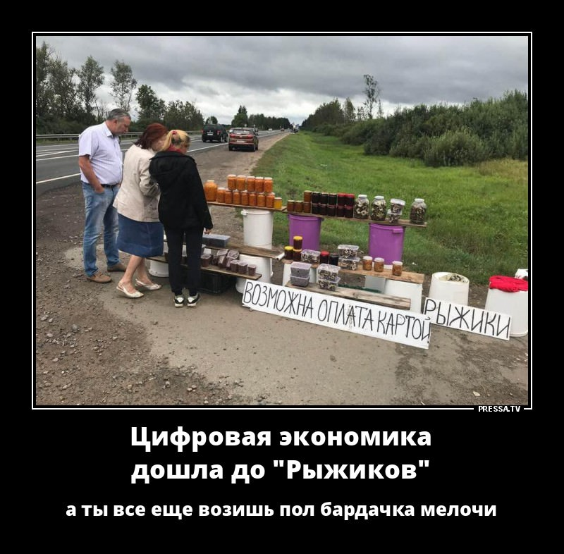 российская экономика демотиватор это