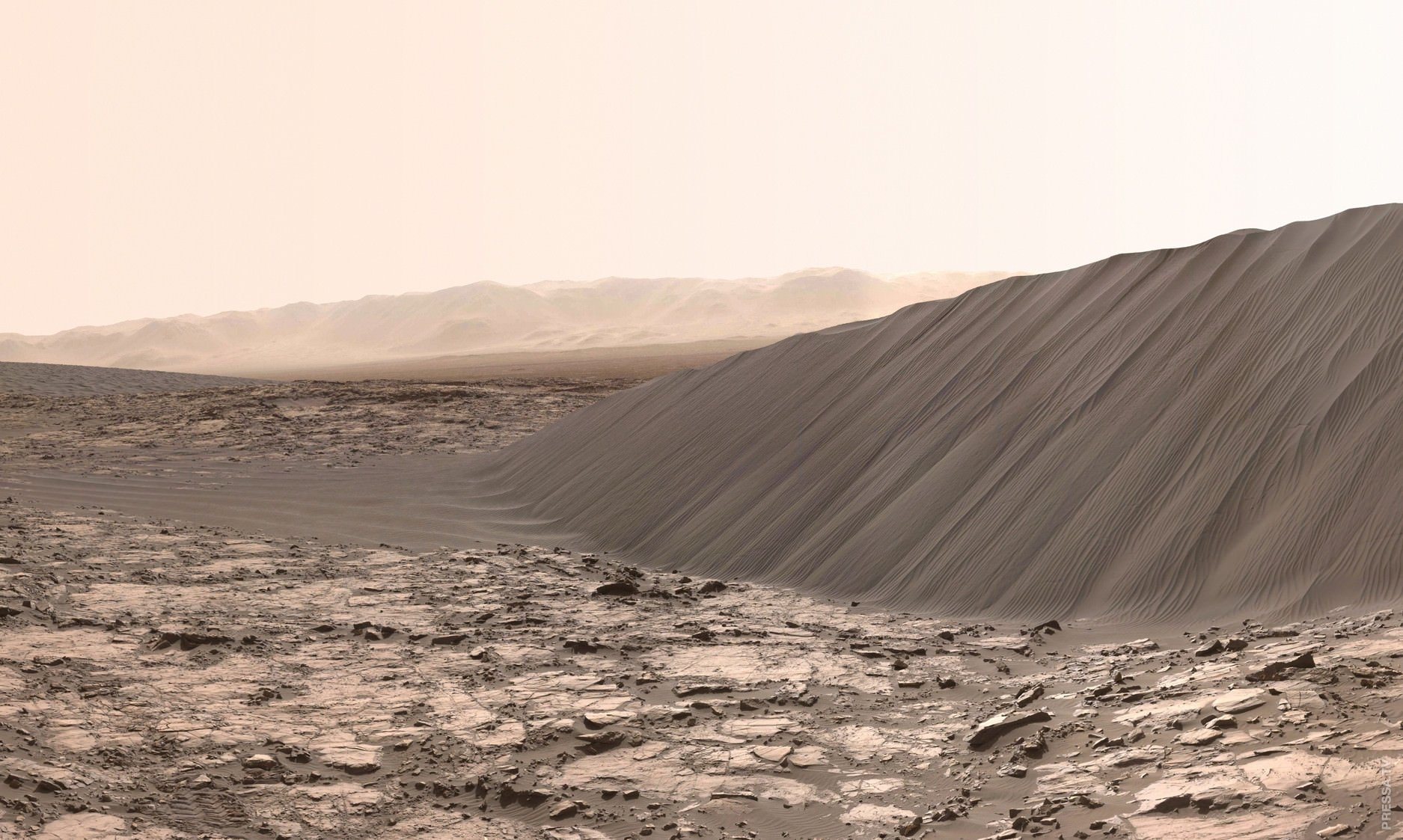 mars surface area - HD 1875×1123