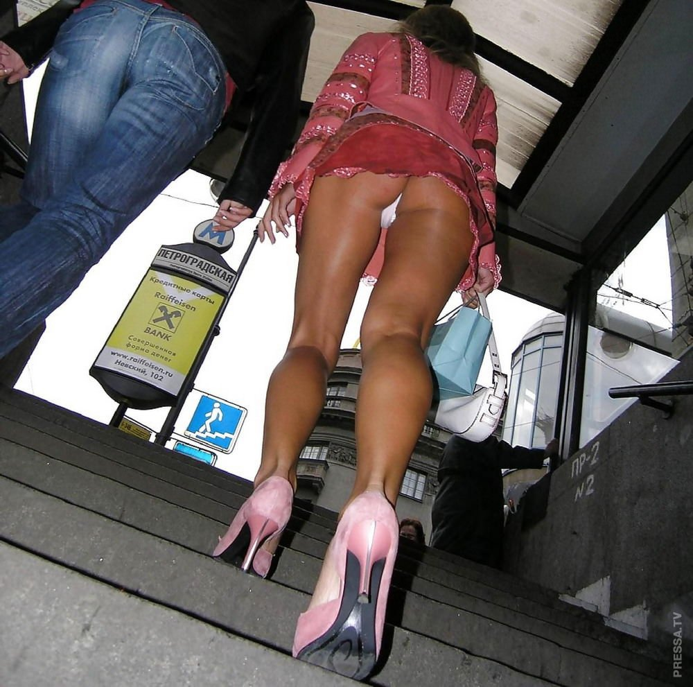 пежня подборка скрытая камера под платьем у женщин в транспорте и магазинах влекло сильнее, мыслилось
