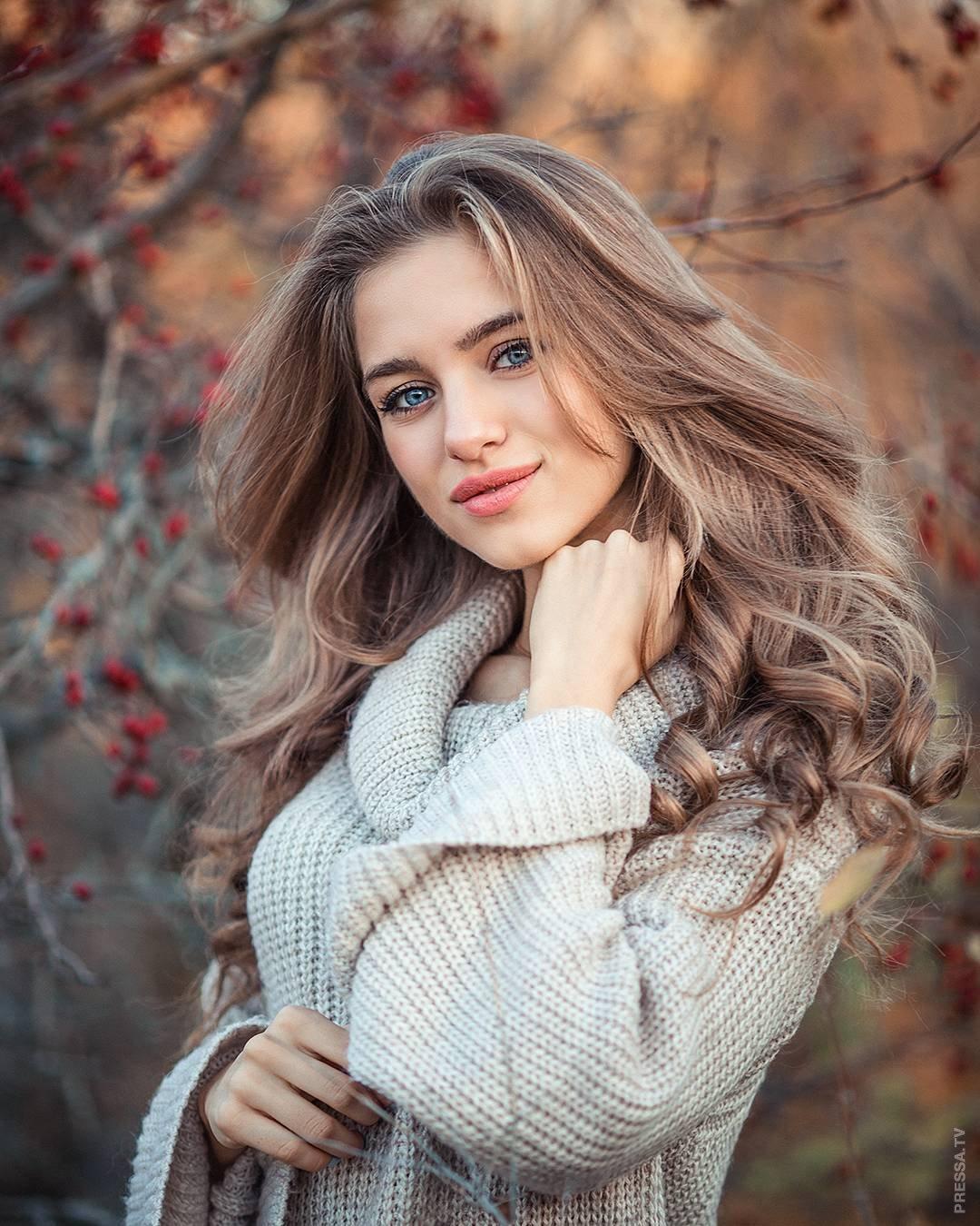 фотосессии девушек россия
