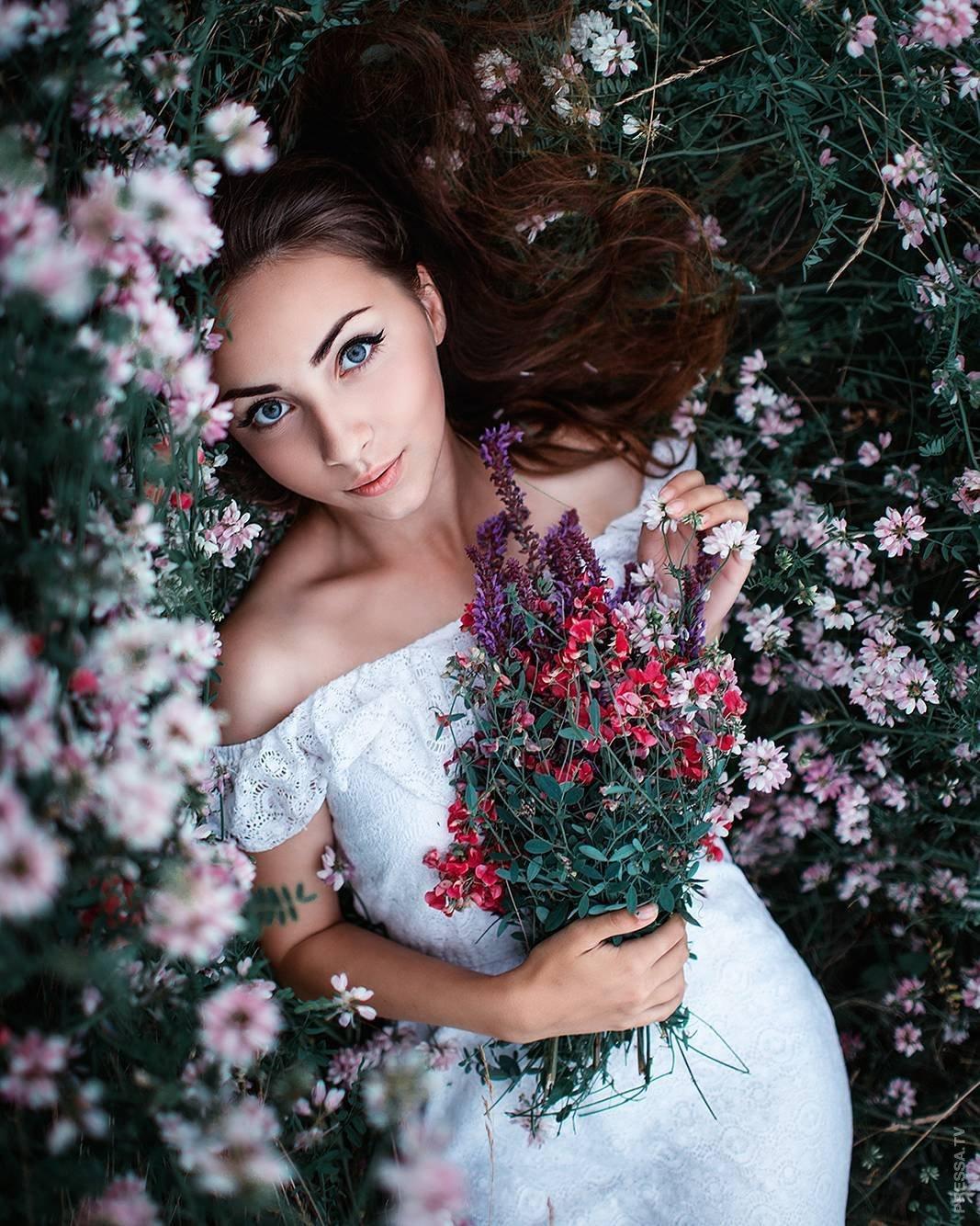 Красотки россии фото