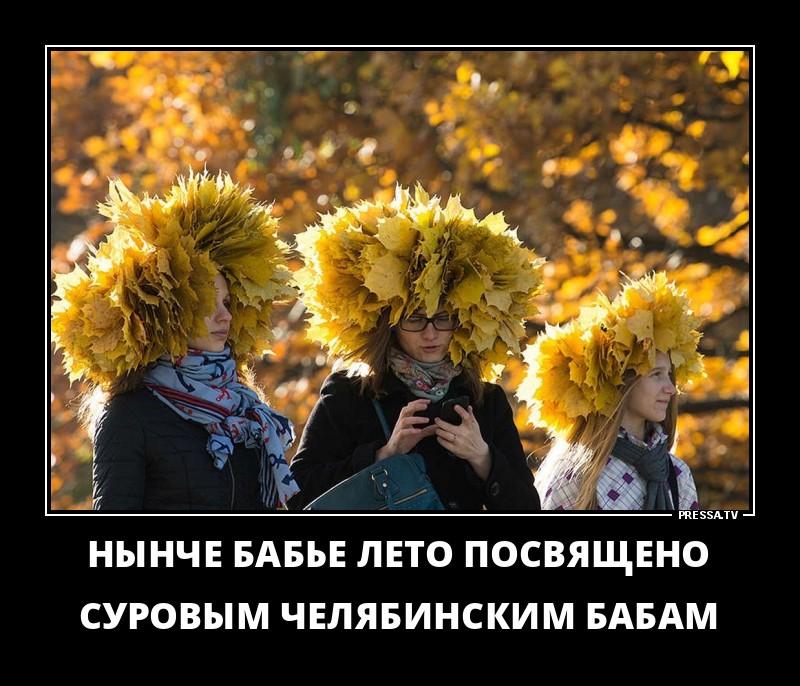 Иваново, очень смешные картинки про бабье лето