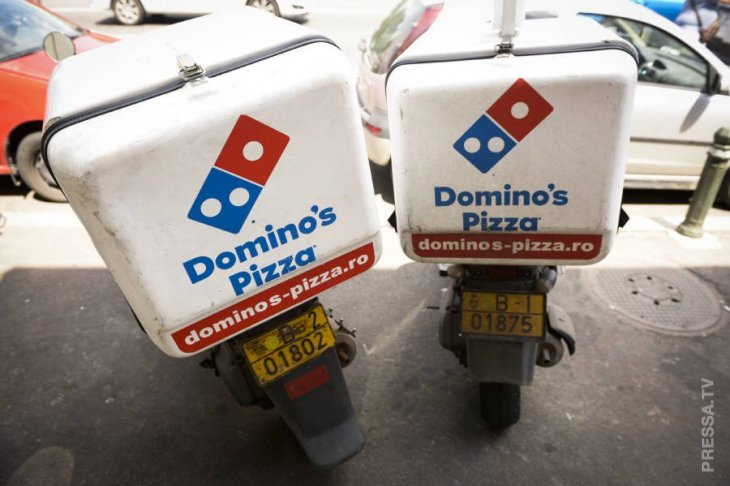 100 лет бесплатная пицца за тату с Domino's  Pizza